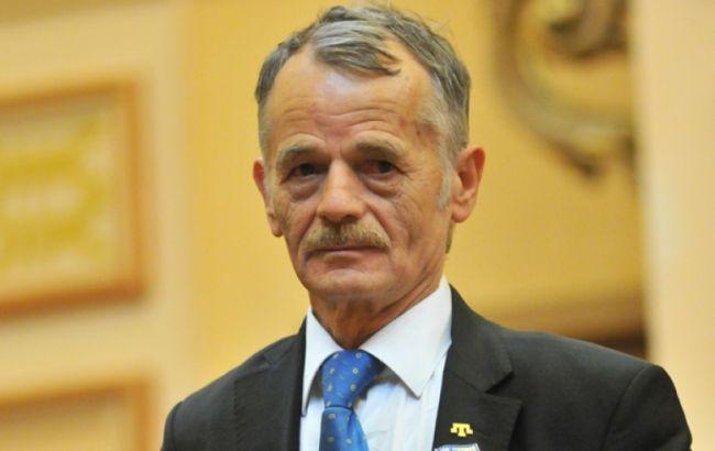 Джемілєв заочно заарештований у Криму