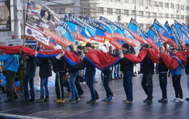 Фото: школярів з ДНР/ЛНР відправляють в РФ для посилення негативного ставлення до ВСУ і керівництву України