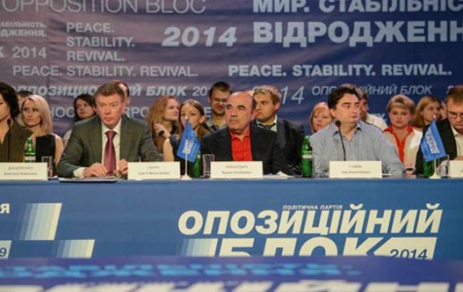 """""""Оппозиционный блок"""" инициирует проведение Форума защиты и восстановления Украины"""