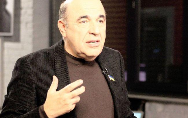 """Рабінович: законопроект """"Самопомочі"""" про повноваження президента - це спроба держперевороту"""