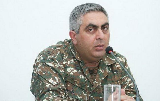 Армения обвинила Турцию в прямой агрессии: сбит истребитель, пилот погиб