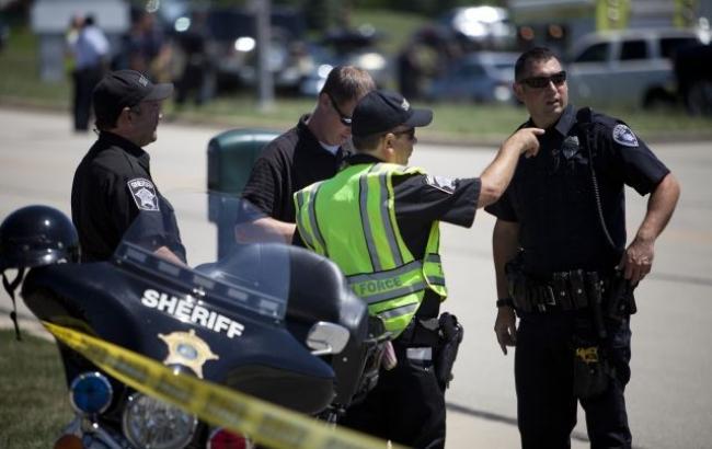 Фото: поліція розшукує злочинця