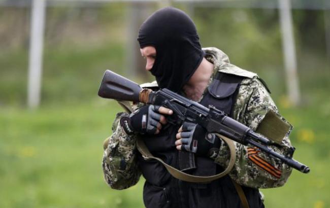 НаДонбассе противник увеличивает боевую готовность «внутренних войск»