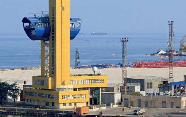 Одесский припортовый завод возобновил работу— Щуриков