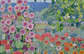 Выставка работ Виктора Зарецкого продлится до 31 октября