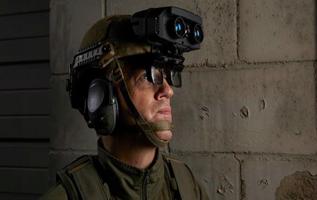 Фото: в США разработан шлем дополненной реальности для военных