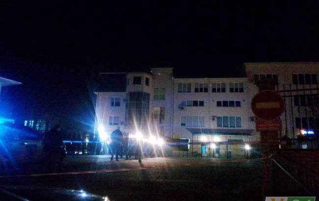У Луцьку вночі обстріляли будівлю Генерального консульства Польщі