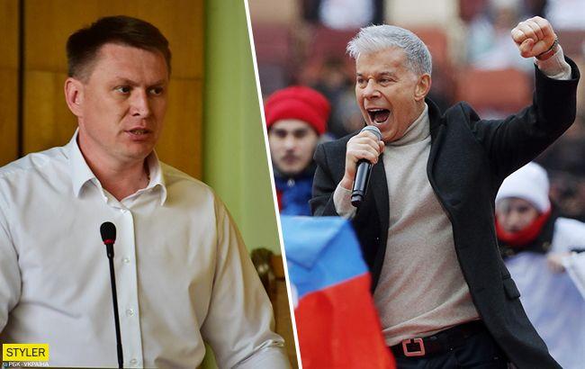 Побитий через пісні Газманова український чиновник розкрив деталі скандалу