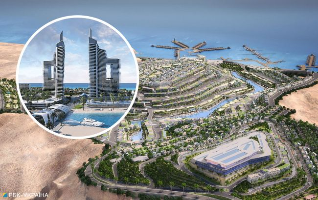 Белоснежные пляжи и прохлада летом. В Египте открывают два масштабных туристических города. Что о них известно