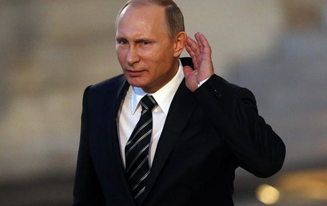 Кремль поведал о вероятном содержании разговора В.Путина иТрампа