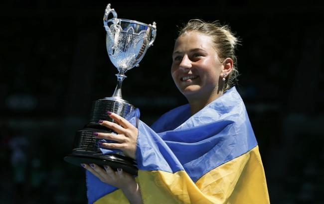 Украинка Костюк победила на юниорском турнире Australian Open
