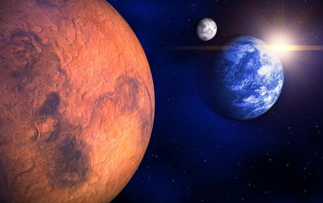 Фото: ОАЕ оголосили про плани побудувати міні-місто на Марсі до 2117