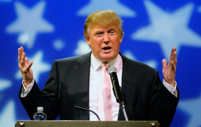 Фото: рейтинг Трампа упал до минимума