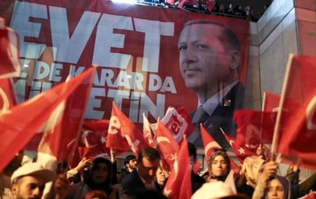 Фото: протести в Туреччині