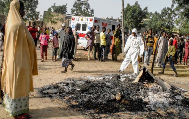 У Нігерії в результаті підриву двох жінок-смертниць загинули 7 осіб