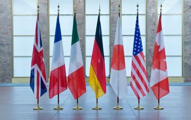 Країни G7 домовилися про спільну боротьбу з кібератаками