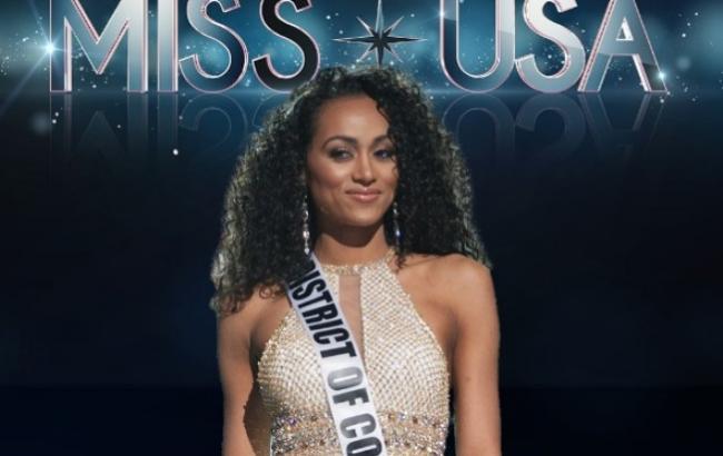 Мисс США (Скриншот с twitter.com/Karadeidra)