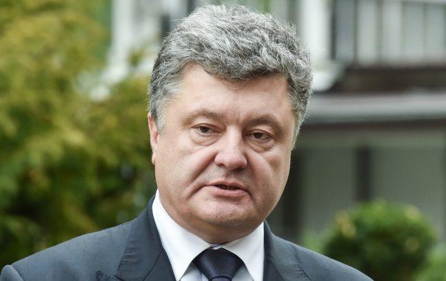 Порошенко ініціював переговори з ЄС про продовження санкцій проти РФ