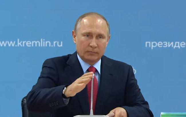 Путін піднявся в рейтингу РФ на максимальний результат за всю історію