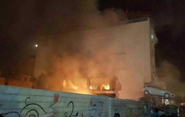 ВИране назвали число пострадавших отвзрыва в коммерческом центре