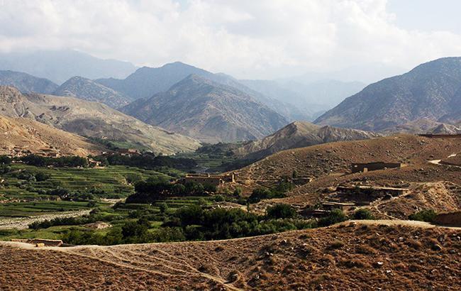 ВАфганистане исламисты атакуют бывшее укрытие бен Ладена