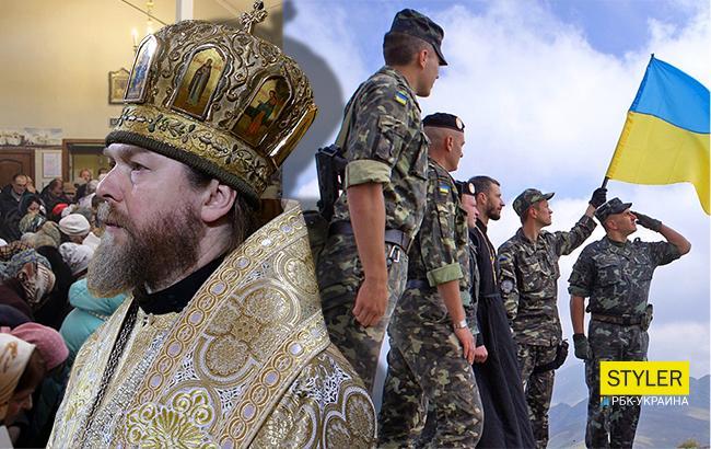 Священик відмовив бійцеві АТО у відправі за загиблими