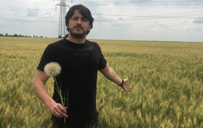 Фото: Сергій Притула відреагував у мовному спорі (instagram.com/siriy_ua)