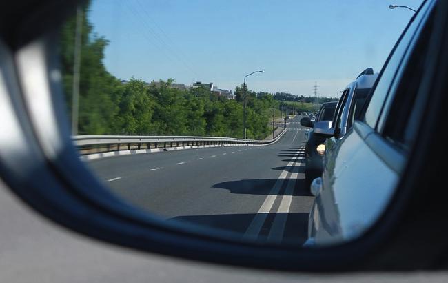 Фото: в пробке на Стрыйской трассе один из водителей проявил креатив (pixabay.com)