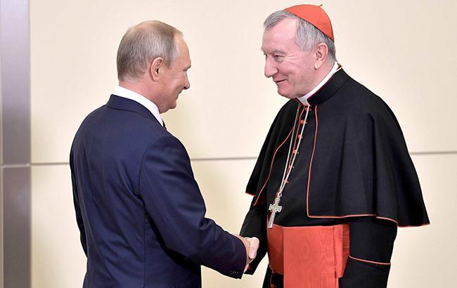 У Ватикані заявили, що Москва несе відповідальність за мир в Україні