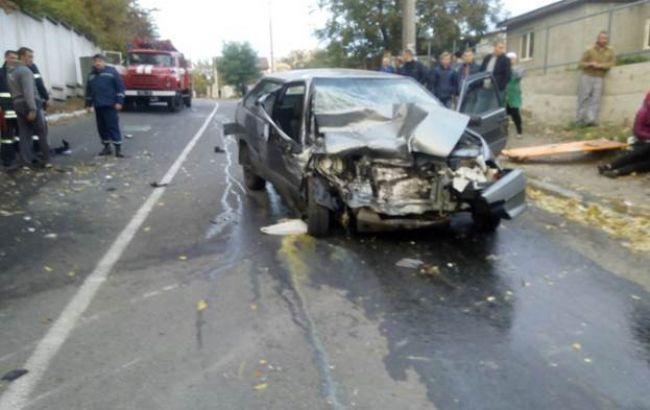 В Винницкой области в ДТП пострадали 6 человек, среди них 2 несовершеннолетних