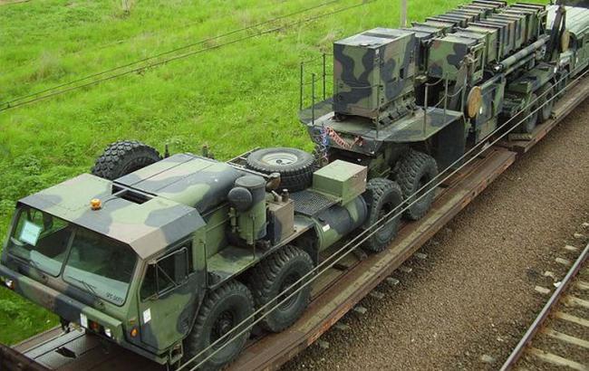 Фото: система противоракетной обороны Patriot (wikipedia.org/Tvmsi)