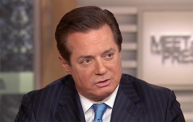 Фото: Пол Манафорт (youtube.com/NBC News)