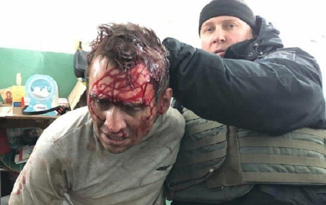 Захоплення заручників у Харкові: нападник - раніше судимий харків