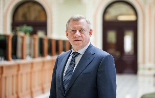 Национальный банк Украины поднял учетную ставку до16% годовых