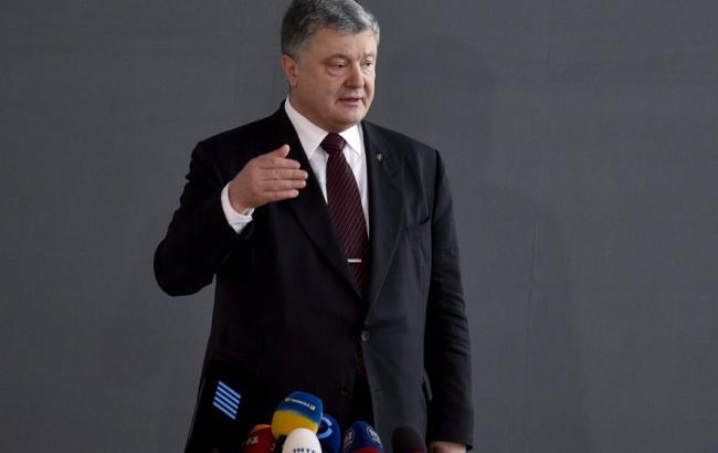 Порошенко рассказал подробности переговоров с министром обороны США