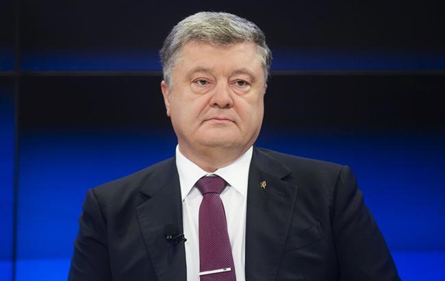 Фінал Ліги чемпіонів 2018: Порошенко підписав закон про інтелектуальну власність УЄФА