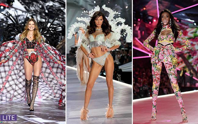 Victoria's Secret Fashion Show 2018: яскраві фото та відео з показу