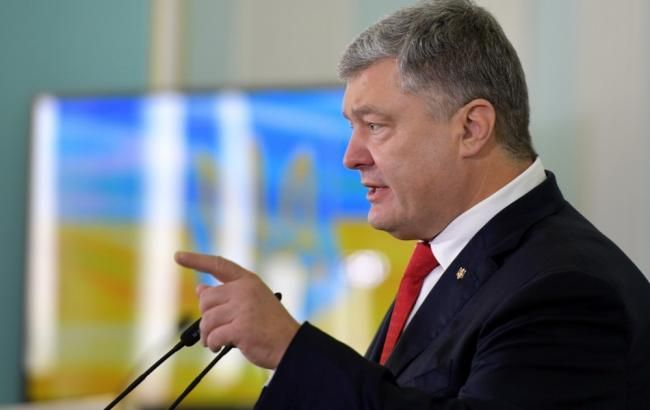 Порошенко підписав закон про надання воїнам УПА статусу УБД