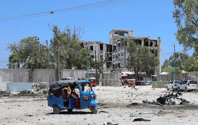 В Сомали террористы предприняли попытку захвата здания правительства
