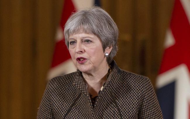 Мэй предложит парламенту варианты улучшения соглашения по Brexit