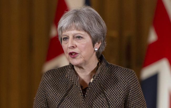 Правительство Великобритании поддержало изменения в Brexit