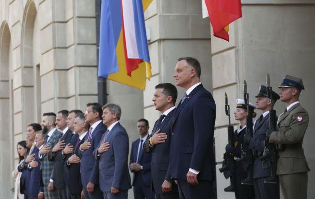 Санкції проти Росії можуть переглядатися лише в сторону посилення, - Зеленський