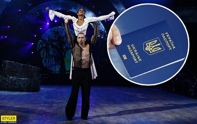 Серега покинул Танцы со звездами и попросил украинский паспорт: все детали