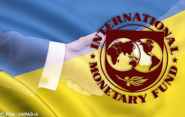 Относительное большинство украинцев поддерживают сотрудничество с МВФ