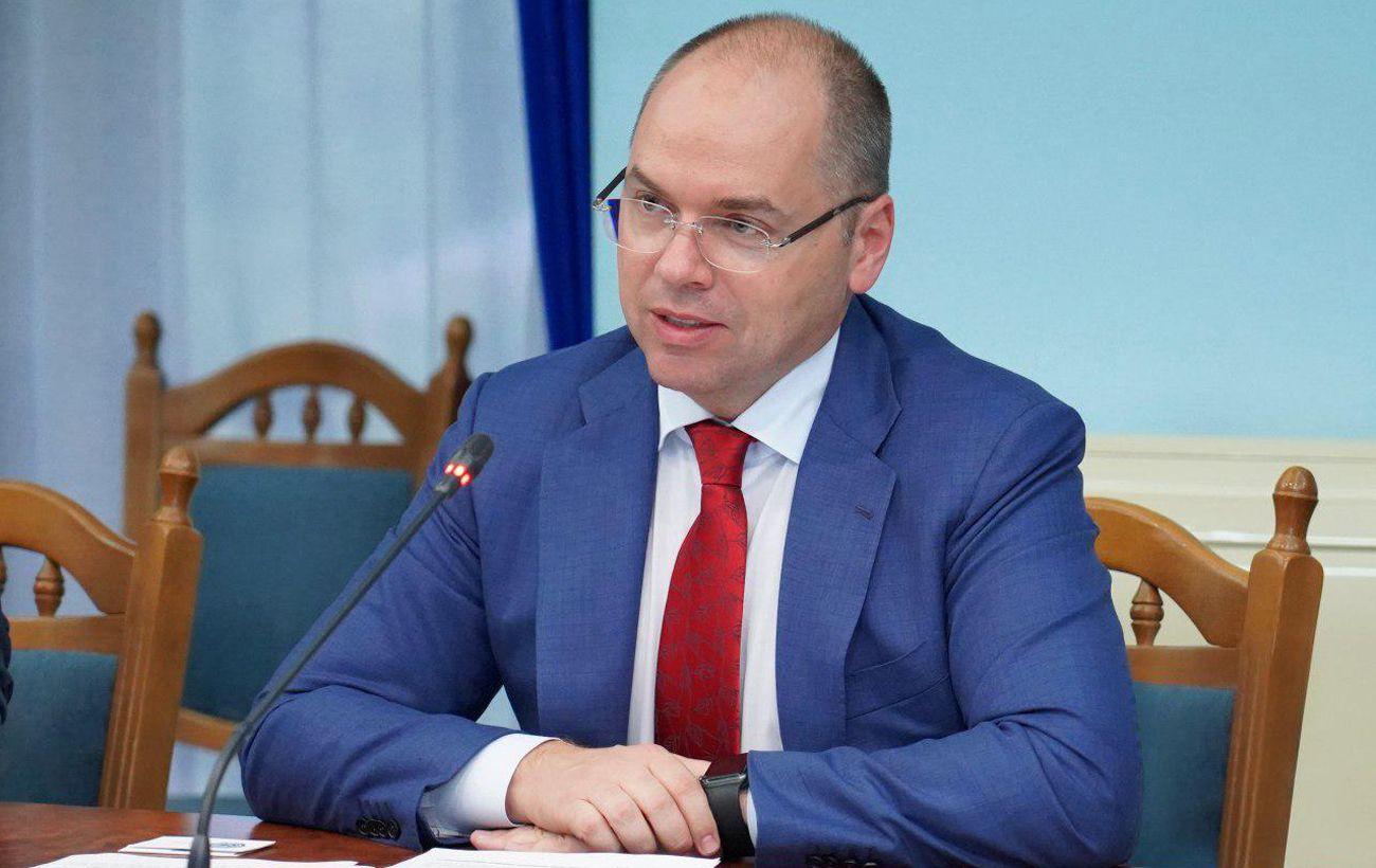 Степанов пообіцяв медикам підвищення зарплат з вересня