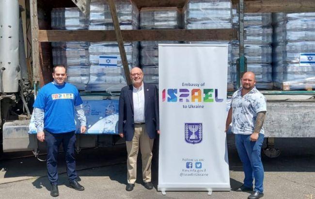 Израиль отправил помощь в пострадавшие от паводков регионы Украины