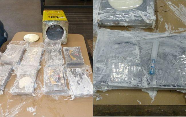 Абсолютний рекорд: у Німеччині та Бельгії перехопили понад 23 тонн кокаїну