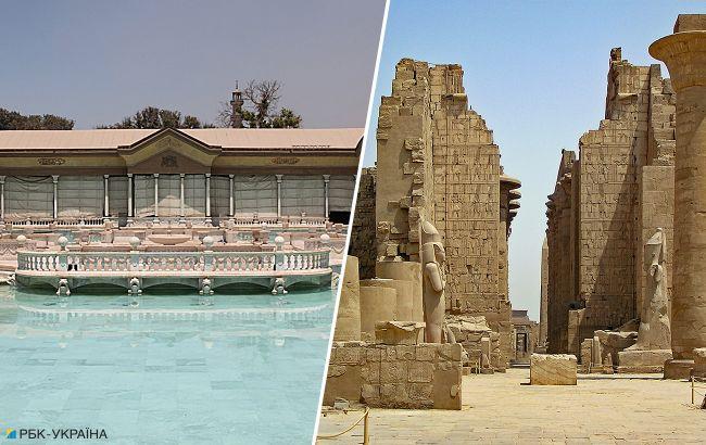 Дорога фараонов и роскошный дворец: в Египте для туристов откроют грандиозные локации