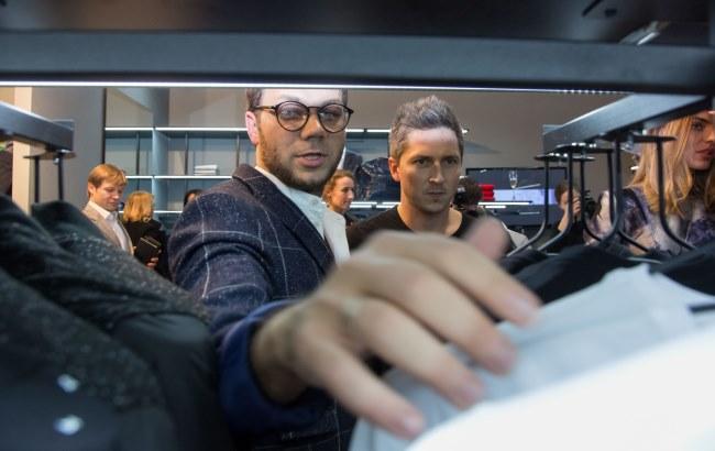 В Киеве открылся первый мужской бутик А ТAN MAN
