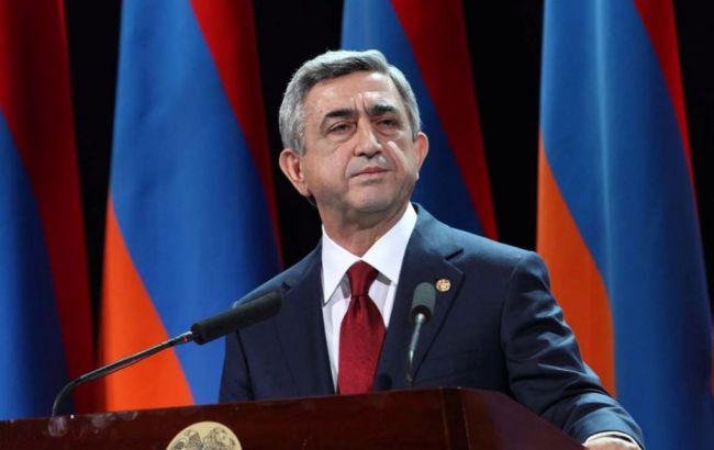 Президент Армении подтвердил гибель 18 военных в Карабахе